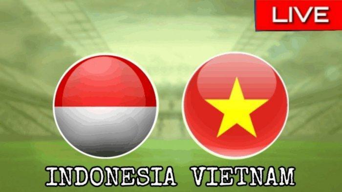 SEDANG BERLANGSUNG Live Streaming RCTI & meTube Timnas U-23 Indonesia vs Vietnam, Nonton Sekarang!