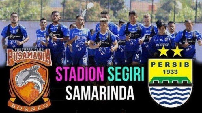 Skor 0-0, 5 Link Live Streaming TV Online Indosiar Borneo FC vs Persib, Akses di Sini Tonton di HP