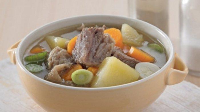 Tribunwiki Berikut 3 Resep Sop Daging Sapi Yang Bisa Dicoba Tribun Timur
