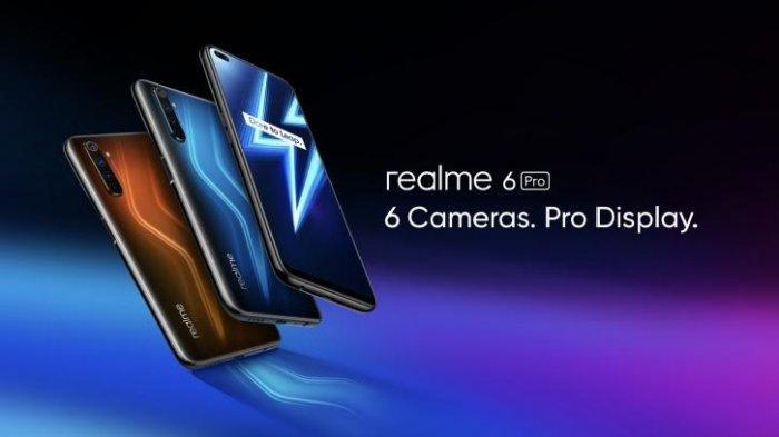 Segera Dirilis, Intip Spesfikasi Lengkap Realme 6i Punya Kamera 48 MP dengan Baterai 5.000 mAh
