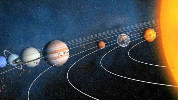 Sejarah Pluto Tak Lagi Masuk Dalam Sistem Tata Surya Tak Penuhi Satu Kriteria Disebut Planet Tribun Timur