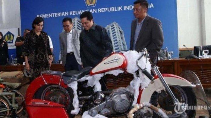 Sejarah Harley Davidson, Heboh Setelah Jadi Barang Selundupan Pimpinan Garuda Indonesia