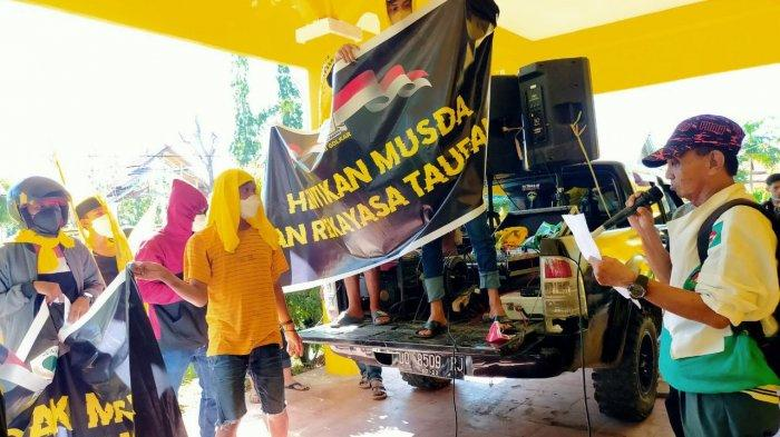 Tak Hanya Ancam Boikot Pelaksanaan Musda, Kader Golkar Sinjai Juga Ogah Dipimpin Andi Kartini Ottong