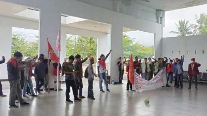 Peringati Hari Tani, Mahasiswa Palopo Tuntut Penerapan UU Reforma Agraria