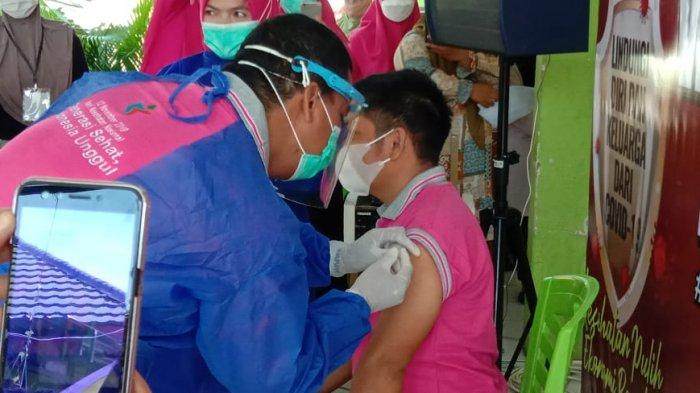 Vaksinasi Covid-19 Tahap Dua di Polman Mulai Senin Depan