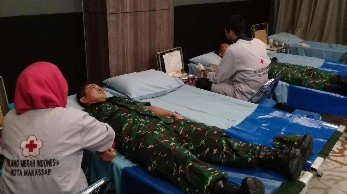Road to Anniversary Ke-3, Melia Hotel Makassar Gelar Donor Darah