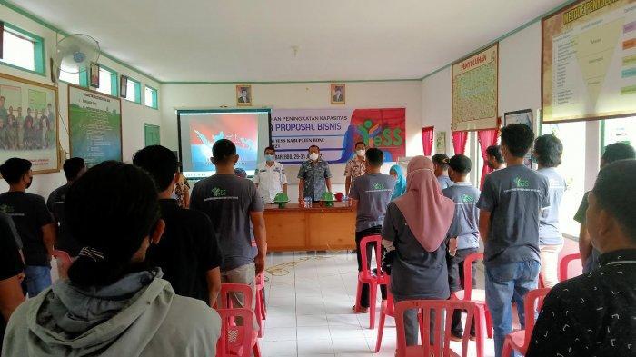 Petani Milenial dan Wirausaha Muda Bone Diajari Buat Proposal Bisnis