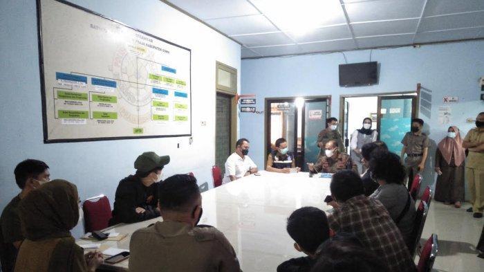 Penyelenggara Acara dan 11 Selebgram Makassar Penuhi Panggilan Tim Gugus Covid-19 Gowa
