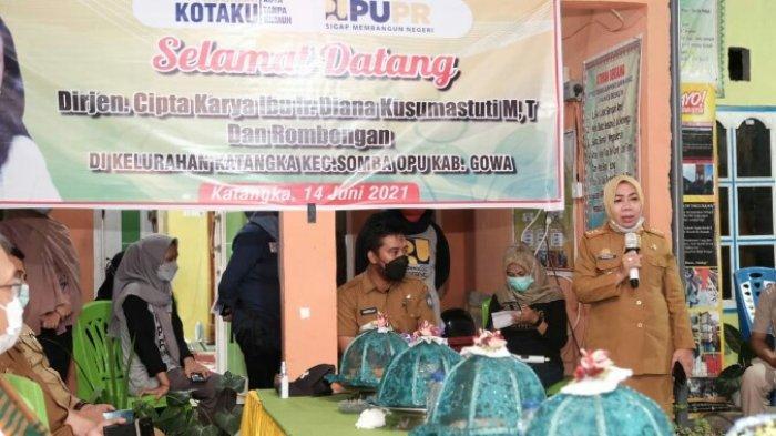 Pj Sekda Gowa Harap Program Kotaku Merata di Seluruh Kecamatan