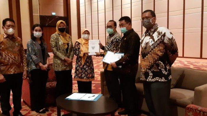 Pemkot Parepare Terima Persetujuan Substansi Ranperda RTRW dari Kementerian ATR