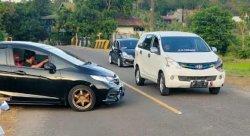 Balapan Mobil di Bacukiki Parepare Dikeluhkan Pengguna Jalan, Kemana Polisi?