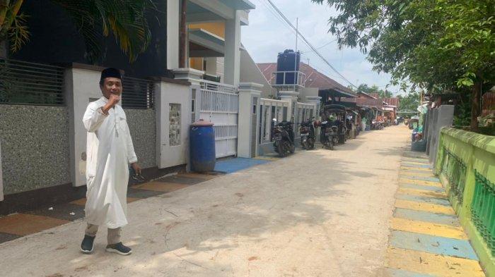 Jalan Dipakai Lebaran Haji, Warga Jagong Berterima Kasih ke Bupati Aso, Diperbaiki Setelah 20 Tahun