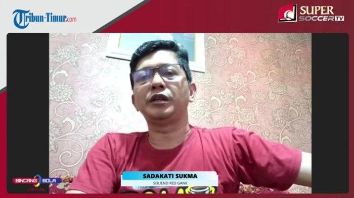 Kalah dari PS Barito Putera, Sekretaris Red Gank Sebut Pemain PSM Jenuh dan Kurang Konsentrasi