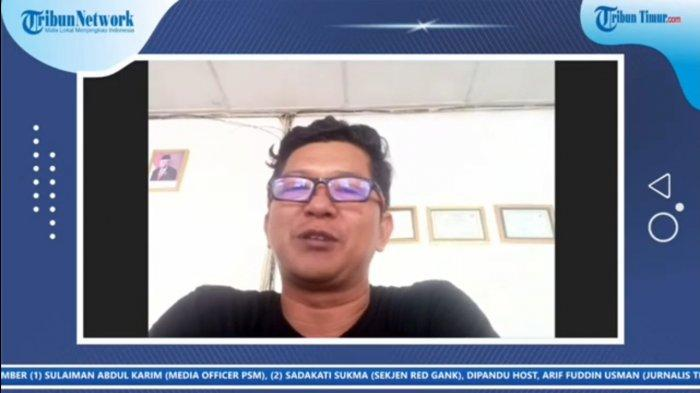 Suporter Harap Rumor Ferdinand Sinaga Gabung PSM Makassar Jadi Kenyataan