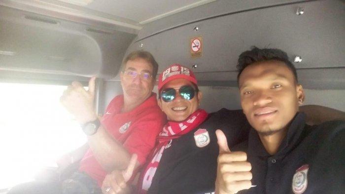 Ferdinand Sinaga Hengkang dari PSM Makassar, Sekjend Red Gank: Wajar Sekaligus Sedih