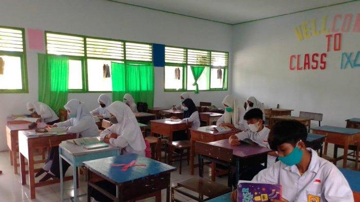 Sekolah Tatap Muka di Jeneponto Mulai Dibuka