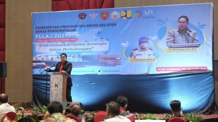 FLLAJ Sulsel Diminta Hadirkan Solusi untuk Masalah Lalu Lintas dan Angkutan Jalan