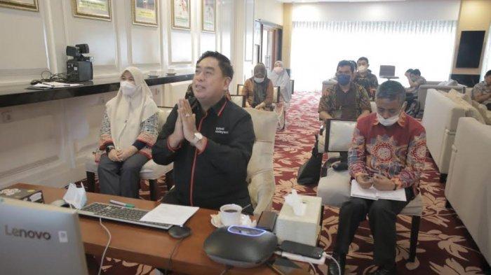 Rakor Bareng KPK, Sekprov Sulsel: Optimalisasi Aset Dilakukan, Agar Tidak Tidur
