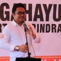 Ini Alasan Gerindra Sulit Usung Danny Pomanto di Pilwali Makassar 2020