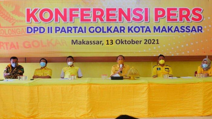 Skuad Golkar Makassar Akhirnya Diumumkan, Gerbong Nurdin Halid Tersingkir?