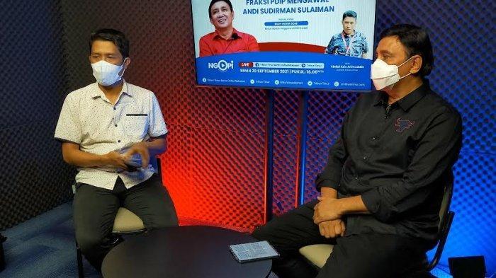 Nurdin Abdullah Ditangkap KPK, PDIP Janji Tak Khianati Andi Sudirman Sulaiman