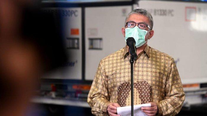 Sudah104.728.400 Dosis Vaksin Corona yang Masuk ke Indonesia