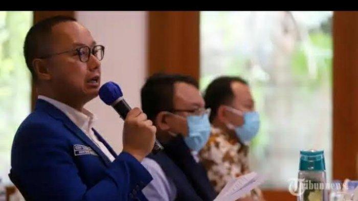 Jabatan Mentereng Eddy Soeparno Dulu, Sekjen PAN yang Kini Ramai Diisukan Bakal Jadi Menteri Jokowi