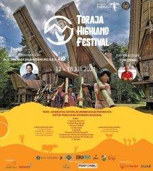 Digelar 12-18 Juli, Toraja Highland Festival Bakal Dihadiri Sandiaga Uno