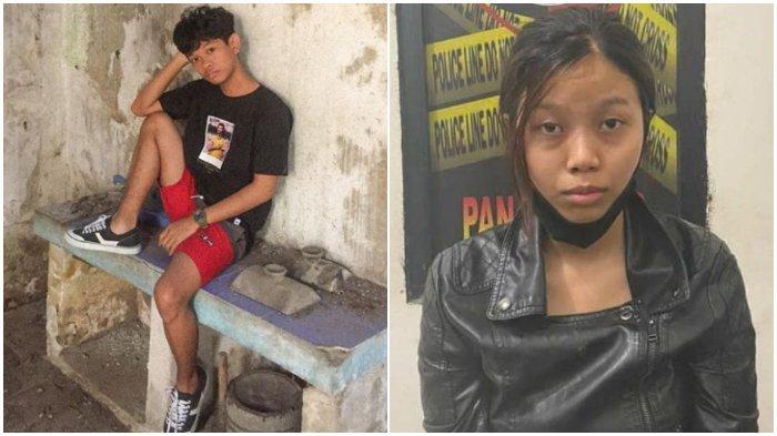Lihat Posting-an Terakhir Selebgram Makassar Ari Pratama Sebelum Tewas Ditikam Aisyah Alfika