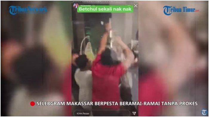 Daftar Nama Selebgram Makassar Pesta di Malino Gowa, Dikritik Dokter hingga Bakal Diperiksa Polisi
