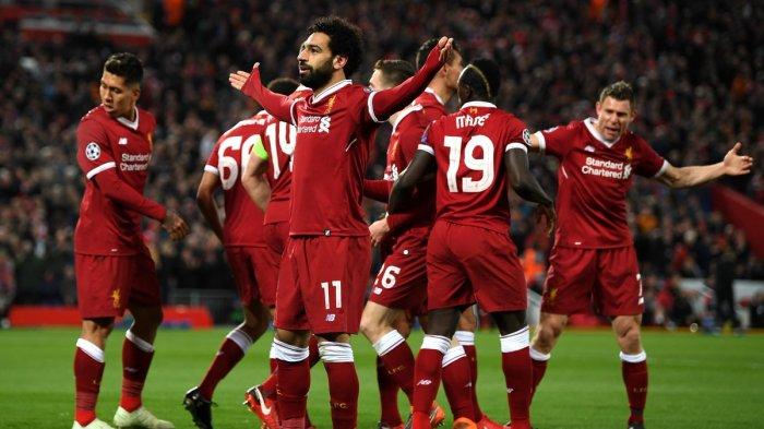 Hasil Liga Champions Dini Hari, Kejutan Besar! Liverpool Bungkam City 3 Gol, Barca Menang