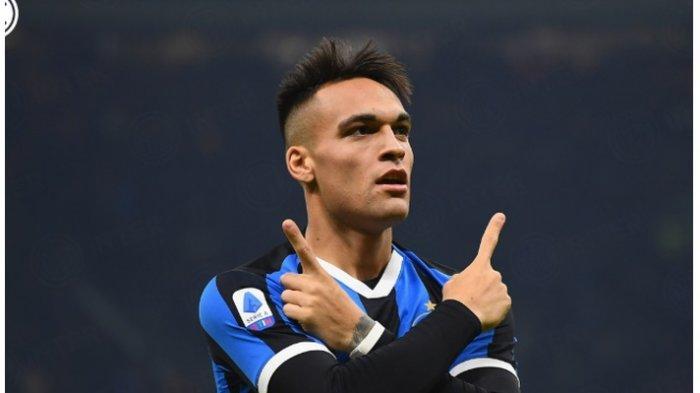 Demi Lionel Messi, Barcelona Belum Menyerah Datangkan Martinez, Begini Reaksi Inter Milan