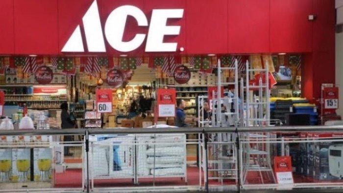 Ace Hardware Beri Diskon 50 Persen, Aneka Set Makan Hanya Rp 64 Ribu