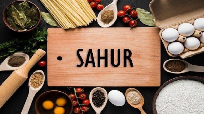 Sementara Sahur Terdengar Azan Subuh, Berhenti atau Lanjut Makan? Berikut Penjelasan dan Dalilnya