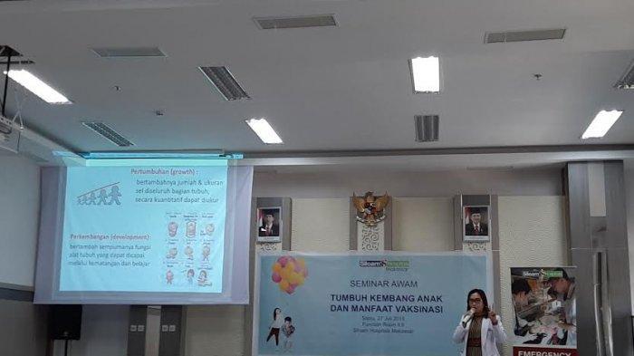 Meriahkan Hari Anak Nasional, Siloam Hospital Gelar Story Telling Competition dan Seminar Awam