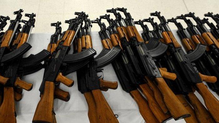 Mengenal Senapan AK-47 yang Dipakai KKB Papua, Senjata Paling Mematikan di Abad 20
