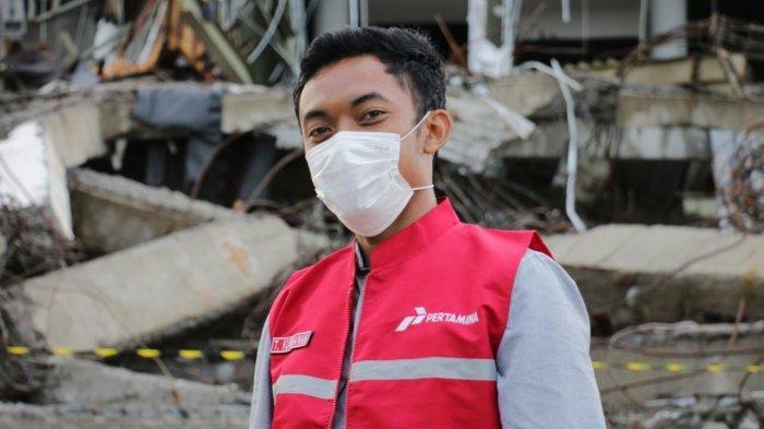 Senior Supervisor Communication dan Relations Pertamina MOR VII, Taufiq Kurniawan