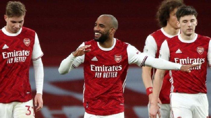 KLASEMEN LENGKAP Liga Inggris, Arsenal Bungkam Mulut Besar Mourinho, Man United Susah Payah Menang
