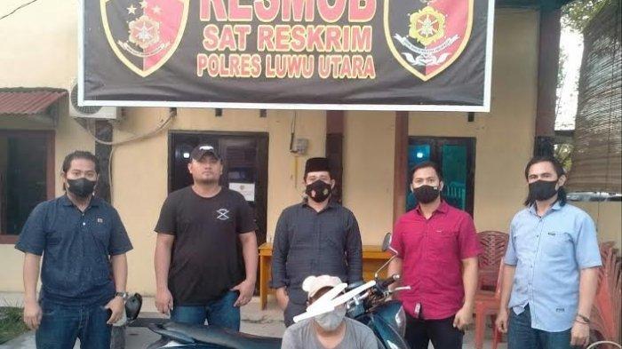 Bikin Malu, ASN Luwu Utara Ditangkap Polisi Usia Gadaikan Motor Temannya Rp2,5 Juta