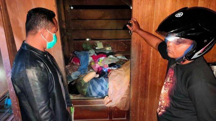 ASN di Wajo Ditemukan Membusuk di Rumahnya, Diduga Sudah Dua Hari Meninggal Dunia
