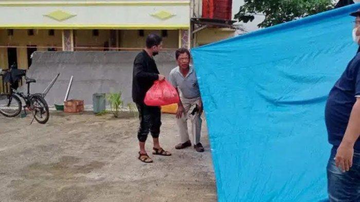 Buron 10 Tahun, Terpidana Korupsi di Parepare Diringkus di Tenda Pengungsian Gempa Sulbar