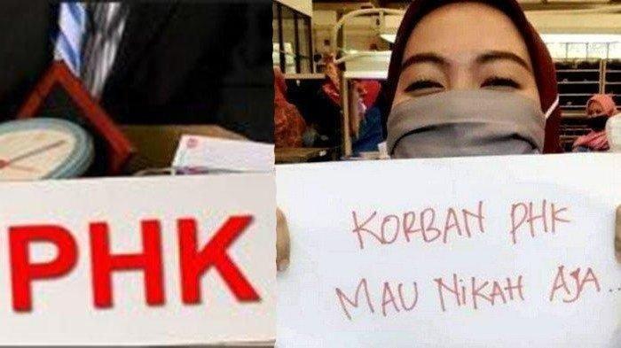 Cerita Buruh Cantik Ajak Nikah Setelah di PHK Bos Perusahaan, Dampak Pandemi Covid-19