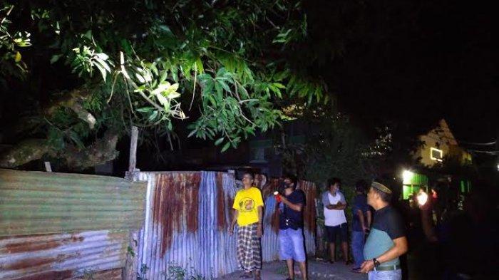 Panjat Pohon Mangga, Perempuan Pitumpanua Wajo Tewas Tersengat Listrik