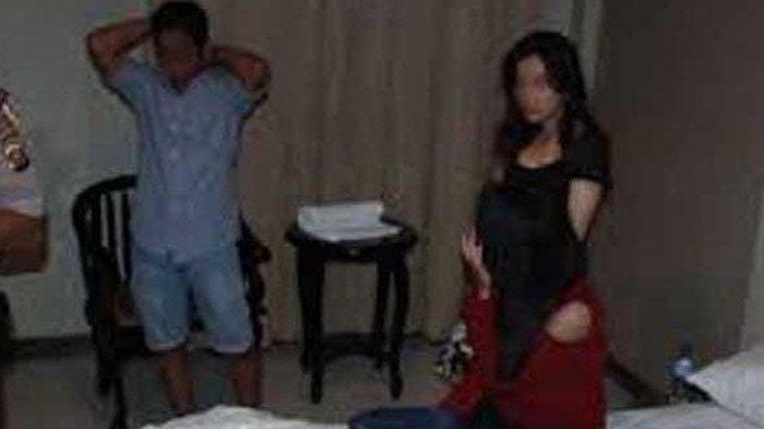 Setahun Curiga, Istri Polisi Gerebek Suaminya Ngamar dengan Wanita Lain, Anak Sudah Tidak Dinafkahi