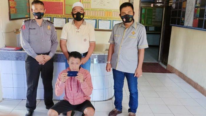 Pemuda di Pitumpanua Wajo Ditangkap Polisi Gara-gara Curi HP Tetangga