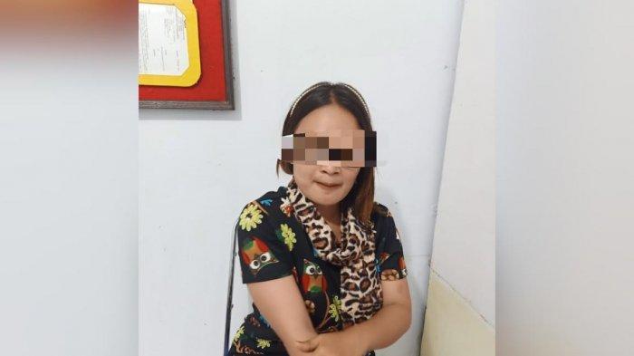Perempuan Muda Asal Makassar Ditangkap di Wajo, Ternyata Bawa Senpi