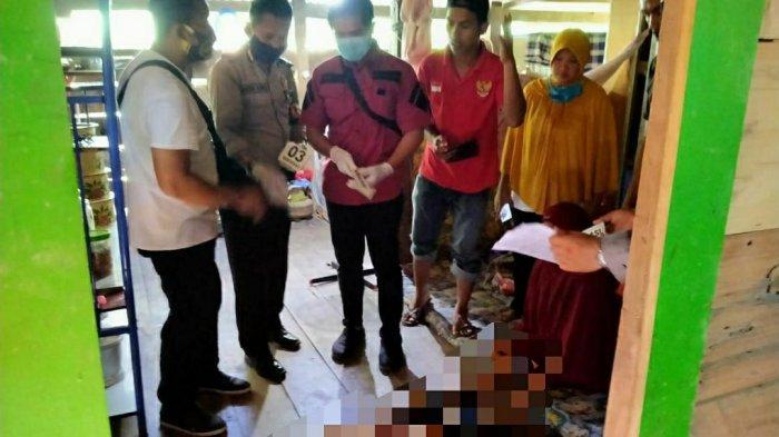 Suami di Mateng Parangi Istri hingga Tangan Terputus, Polisi: Pelaku Sempat Peluk Tubuh Korban