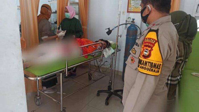 Kasir Koperasi di Anggeraja Enrekang Ditikam OTK, Pelaku Minta Maaf Sebelum Tusuk Korban