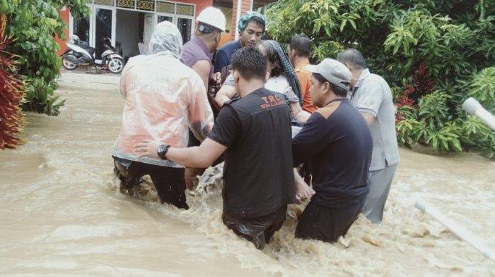 Warga Sebut Banjir Luwu Terparah Sejak Beberapa Tahun Terakhir, Rumah Anggota DPRD Sulsel Terendam