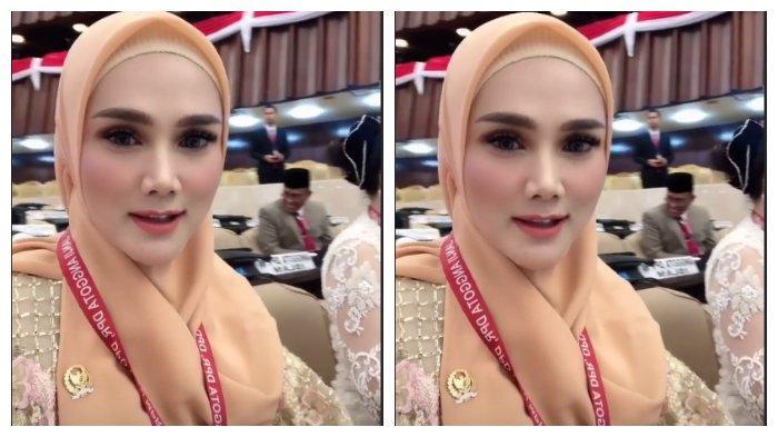 Dilantik Jadi Wakil Rakyat di DPR RI, Bagaimana Perjalanan Karier Mulan Jameela Istri Ahmad Dhani?